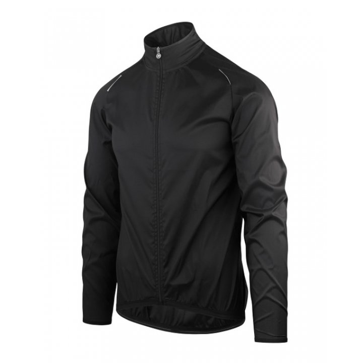 ВЕТРОВКА УНИСЕКС ASSOS MILLE GT WIND JACKET BLACKSERIES