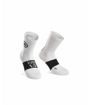 Assos Носки ASSOSOIRES Summer Socks Holy White
