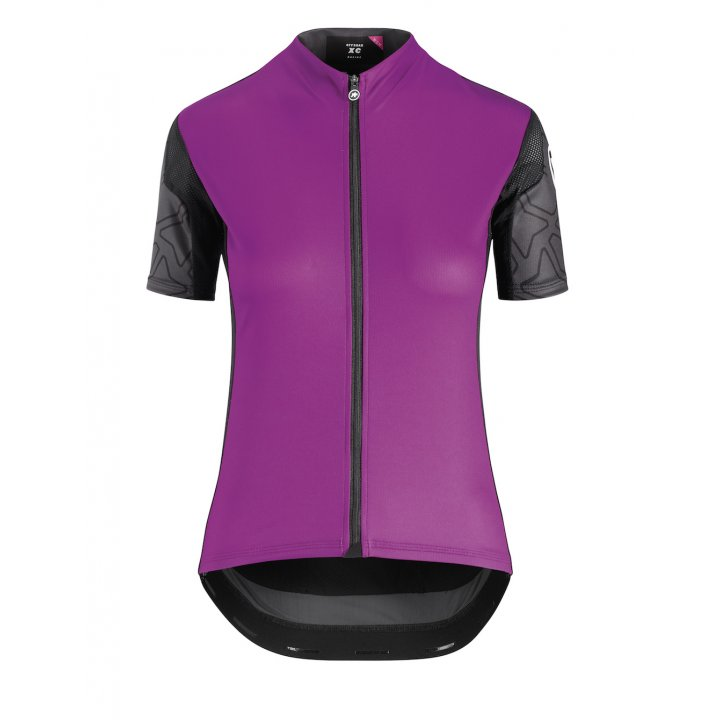 ДЖЕРСИ ЖЕНЩИНЫ ASSOS XC SHORT SLEEVE JERSEY WOMAN CACTUSPURPLE