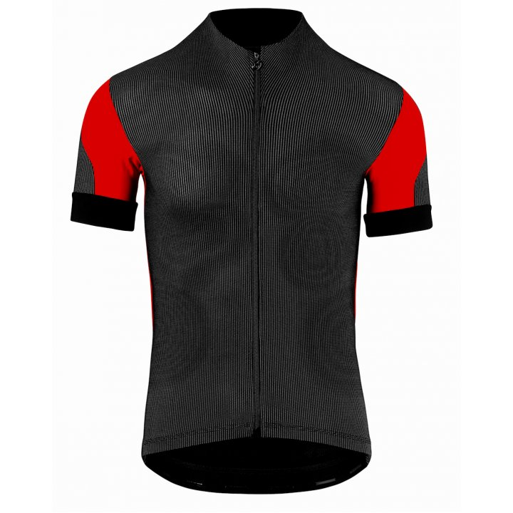ДЖЕРСИ МУЖЧИНЫ ASSOS SS.RALLYTREKKINGJERSEY EVO7 NATIONAL RED