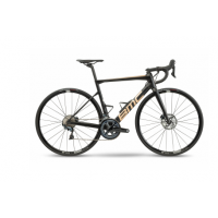 BMC Велосипед шоссейный BMC Teammachine SLR THREE Carbon/gold Ultegra 2021