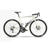 BMC Велосипед шоссейный BMC Teammachine SLR TWO Pearl grey/black Ultegra Di2 2021