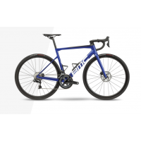 BMC Велосипед шоссейный BMC Teammachine SLR01 FOUR Blue/white/carbon Ultegra Di2 2021