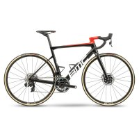 BMC Велосипед шоссейный BMC Teammachine SLR01 ONE Carbon/white/red RED AXS 2021