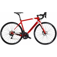 Wilier Велосипед шоссейный Wilier GTR Team Disc 105 RS170 Red/White 2021