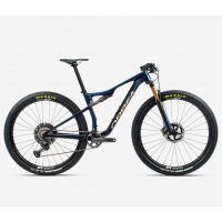 Orbea Велосипед MTB Orbea OIZ M-LTD Golden Blue Carbon 2021