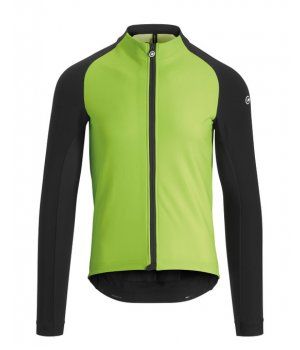 ASSOS КУРТКА МУЖЧИНЫ ASSOS MILLE GT WINTER JACKET VISIBILITY GREEN