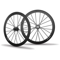 Lightweight MEILENSTEIN Schwarz Edition Ceramic C FW 16 spokes