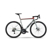 BMC Teammachine SLR01 disc four grey black red Ultegra Di2 2020
