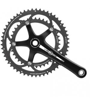 Campagnolo Система шатунов VELOCE BLACK Power-Torque System 10s