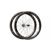 Campagnolo BORA ULTRA 50 DARK tub. ANT+POST corp. Campy