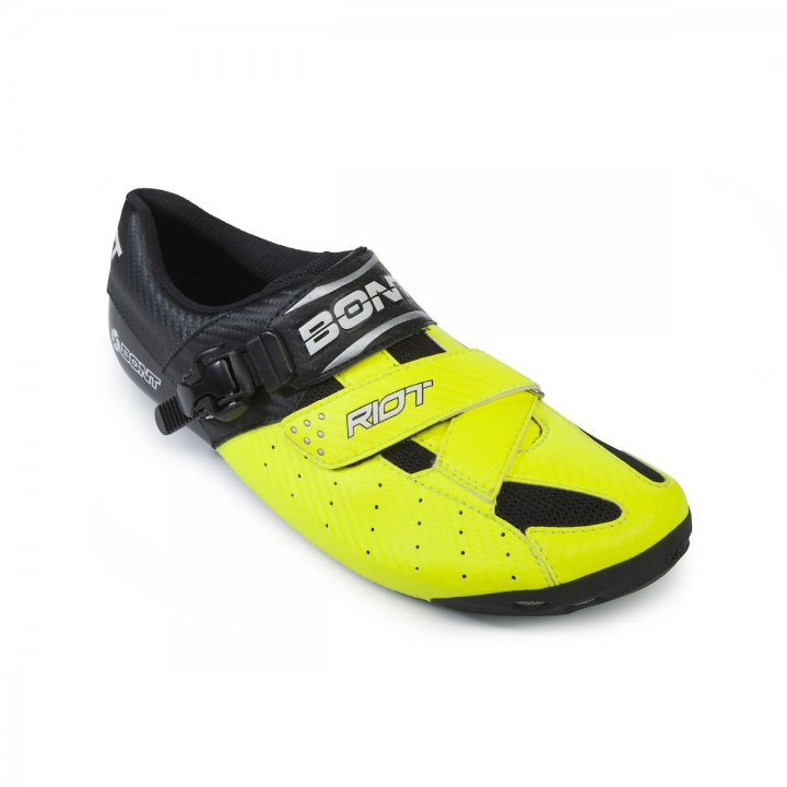 Bont Riot Neon Yellow/Black