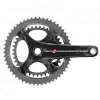 Campagnolo Система шатунов SUPER RECORD ULTRA-TORQUE TI Carbon 11s