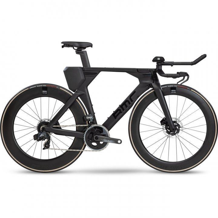 TIMEMACHINE 01 DISC CARBON/BLACK BLACK 2020 версия для паралимпийцев