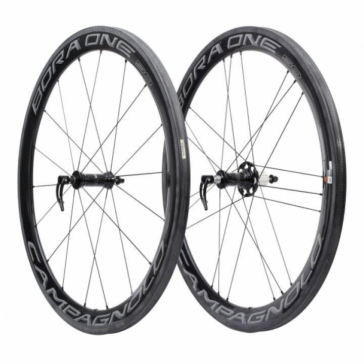 Campagnolo BORA ONE 50 DK tub ANT+POST corp. HG 11s