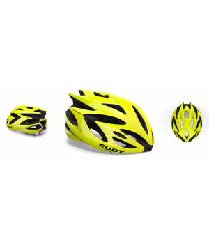 Rudy Project Rush Yellow Fluo Shiny
