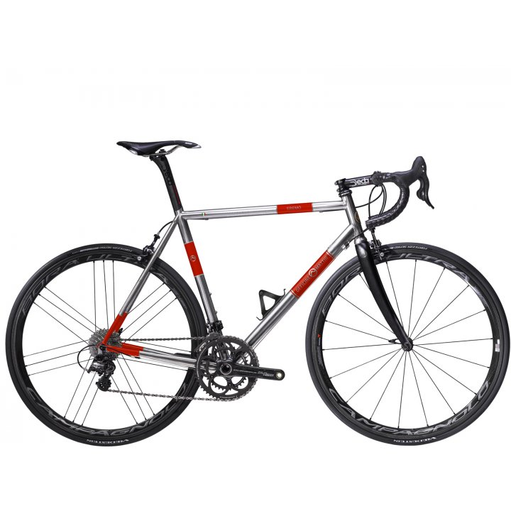 Officine Mattio Eremo Classic Sram Red Etap Steel Red 2018
