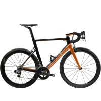 Officine Mattio Vento Shimano Dura Ace Di2 Black Orange 2018