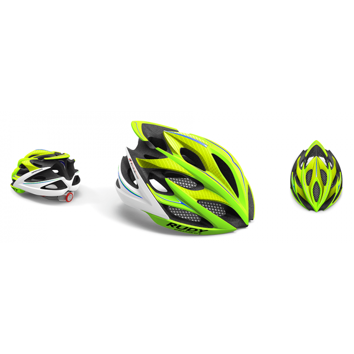 Rudy Project Windmax Cannondale Lime Blue White
