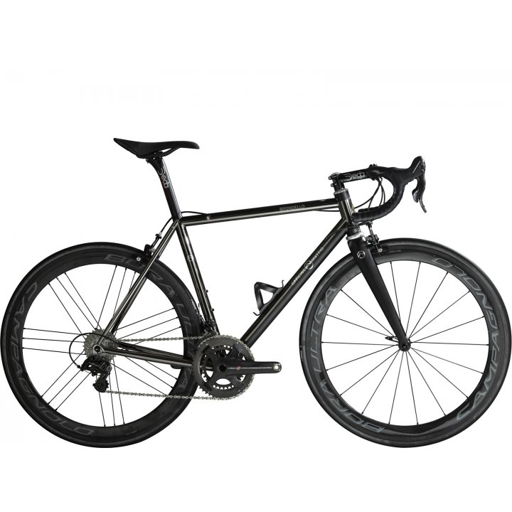 Officine Mattio Brondello Oversize Campagnolo Super Record Eps Black 2018