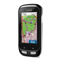 Garmin Edge 1000 HRM-3 + CAD