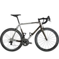 Officine Mattio Eremo Oversize Sram Red Etap Steel Brown 2018