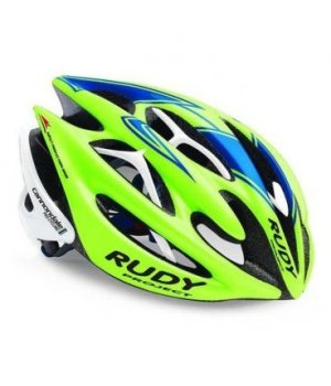 Rudy Project Sterling Cannondale Lime Blue White