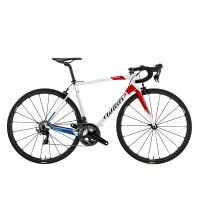 Wilier Zero 7 Dura Ace Ksyrium Pro Red Blue White 2018