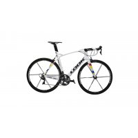 Look 795 Light WHITE ULTEGRA DI2 AKSYUM WTS