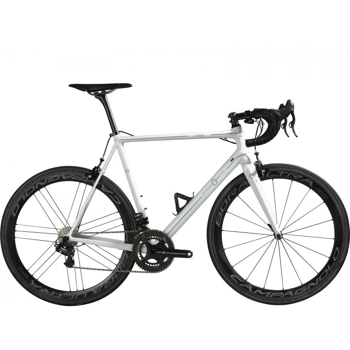 Officine Mattio Lemma Campagnolo Super Record Eps White 2018