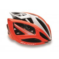 Rudy Project Airstorm Red Fluo White Shiny