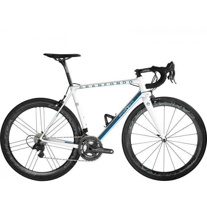 Officine Mattio Granfondo Sram Red Etap White 2018