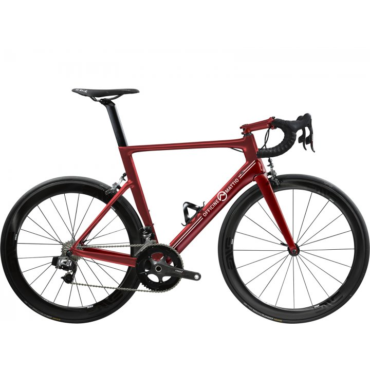 Officine Mattio Vento Sram Red Etap Red 2018