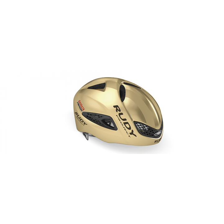 Rudy Project Boost 01 Gold Shiny Team Bahrain