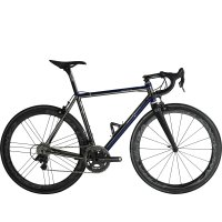 Officine Mattio Brondello Oversize Shimano Dura Ace Di2 Black Blue Matt 2018