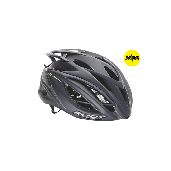 Rudy Project Racemaster Mips Black Stealth Mips