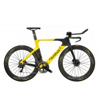 Wilier Turbine Crono Dura Ace Di2 Disc Black Yellow 2019