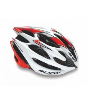 Rudy Project Sterling Mtb White Red Fluo Shiny