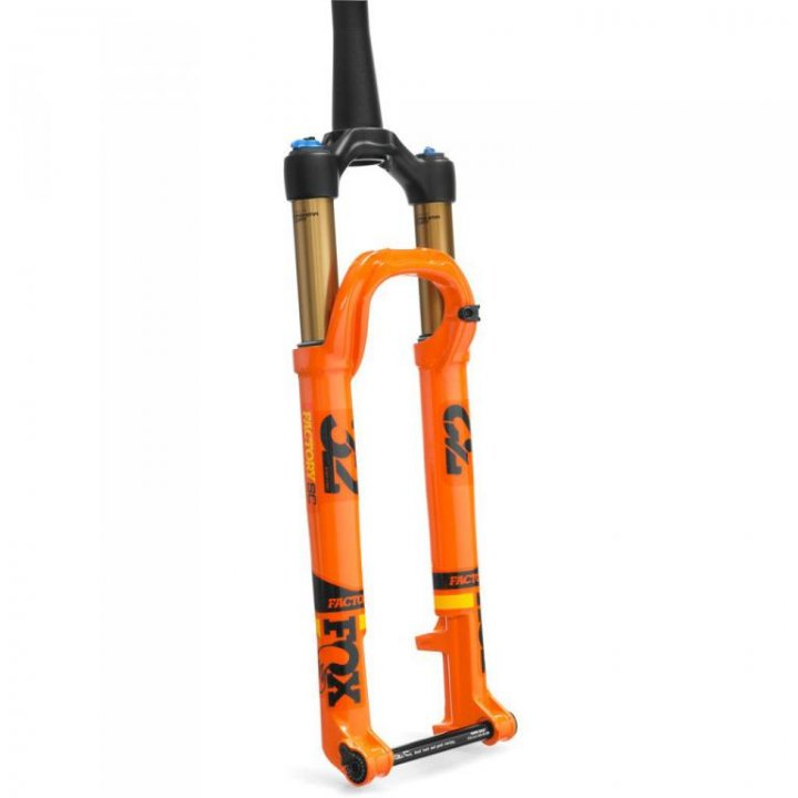 "Fox 32 Float SC, Fit4, F-S, 29"" 100мм, Cabolt 100, 44мм Orange"