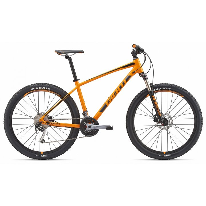 Giant Talon 2 GE neon orange 27,5 2019