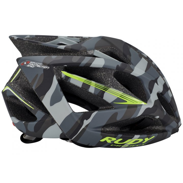 Rudy Project Airstorm Grey Camo Yellow Fluo Matt