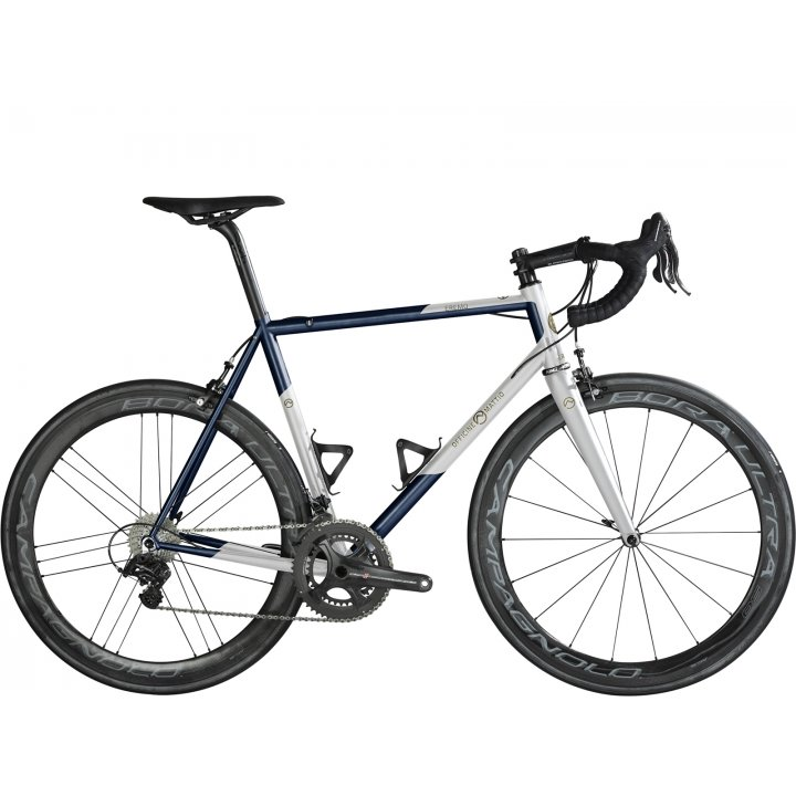 Officine Mattio Eremo Oversize Sram Red Etap White Blue 2018