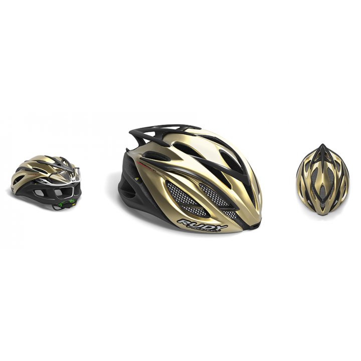 Rudy Project Racemaster Gold Velvet
