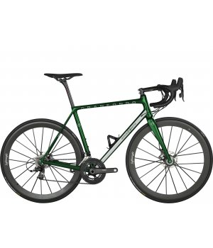 Officine Mattio Granfondo Disc Campagnolo Super Record Eps Green 2018
