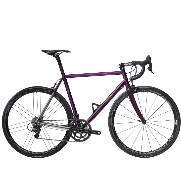 Officine Mattio Eremo Classic Sram Red Etap Purple 2018